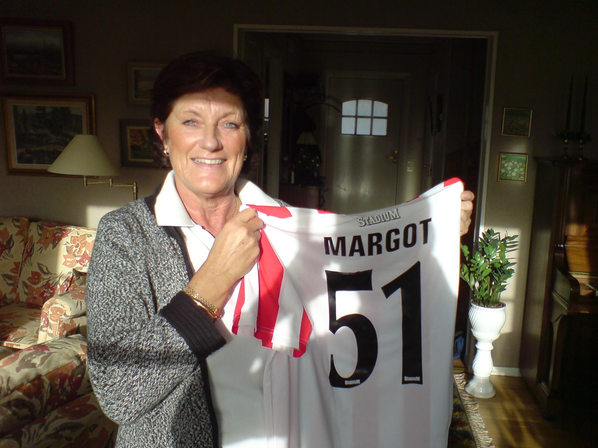 Margot och tröjan