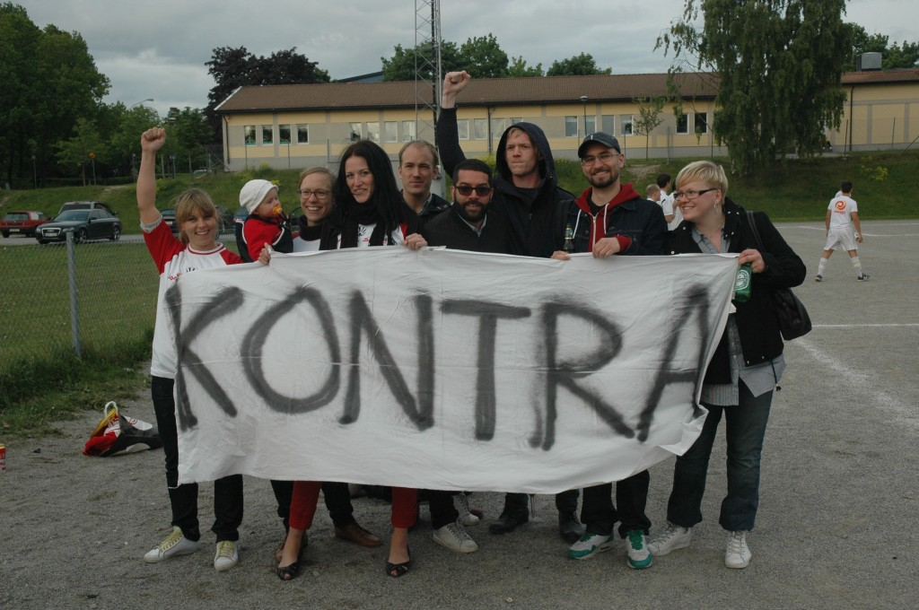 Kontra-fans